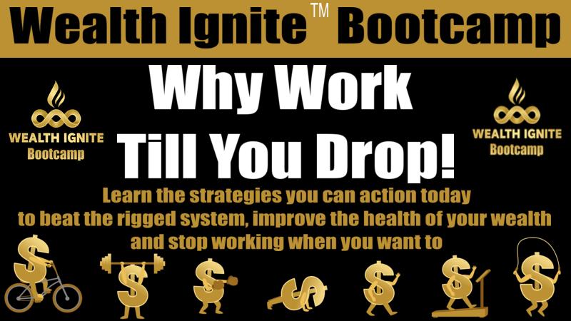 wealth ignite bootcamp