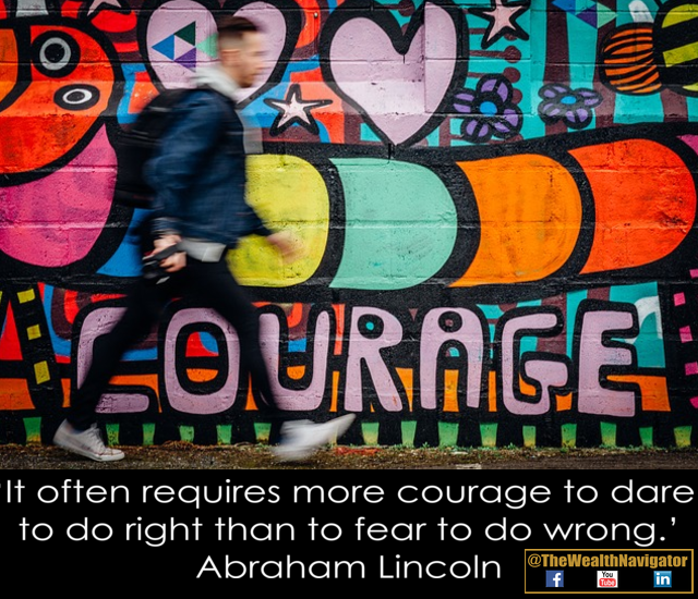Courage to Dare