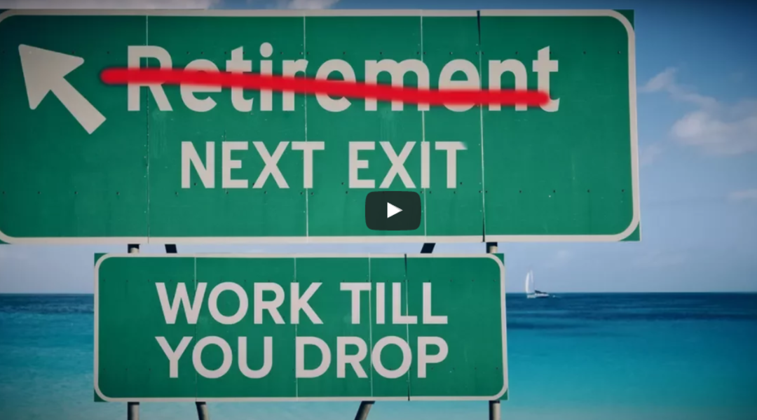 Video of the Week – Work Till You Drop