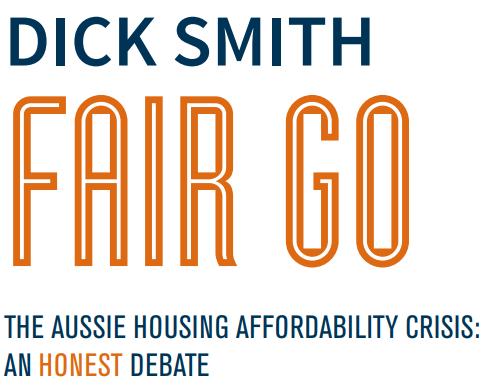 Open Letter to Dick Smith Fair Go