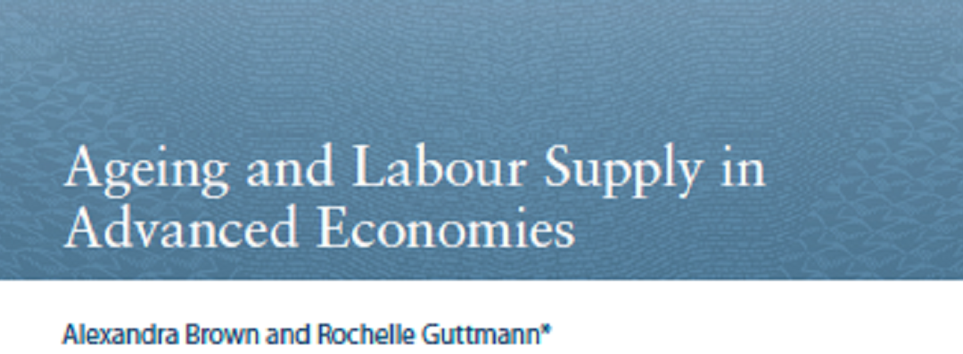 Ageing and Labour Supply in Advanced Economies