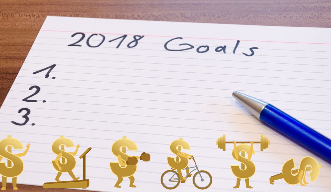 New Year's Resolutions – Make yours about your own financial future
