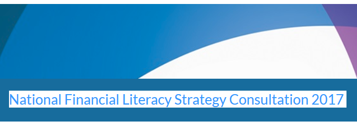 National Financial Literacy Strategy Consultation 2017